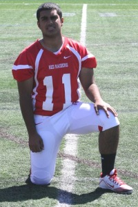 Rabeel Saeed -- Wide Receiver, Defensive Back