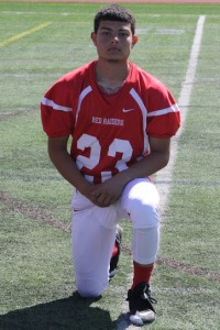 Luis Ayala-Cruz -- Wide Receiver, Defensive Back