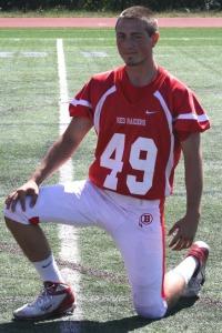 Trenton Cameron -- Running Back, Linebacker
