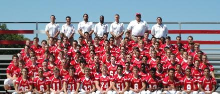 2014 BHS Varsity Football Team Photo