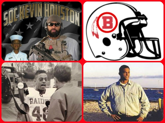 Navy Seal SOC Kevin Houston Red Raider Football Captain 1993 9/20/1978 to 8/6/2011 Killed in Action