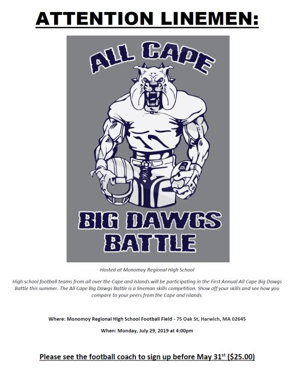 2019 Big Dawgs Battle